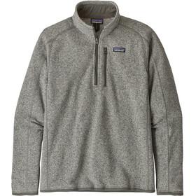 Patagonia Better Sweater 1/4 Zip Uomo, grigio